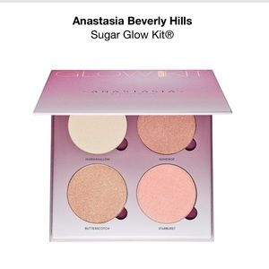 Anastasia of Beverly Hills Sugar Glow kit